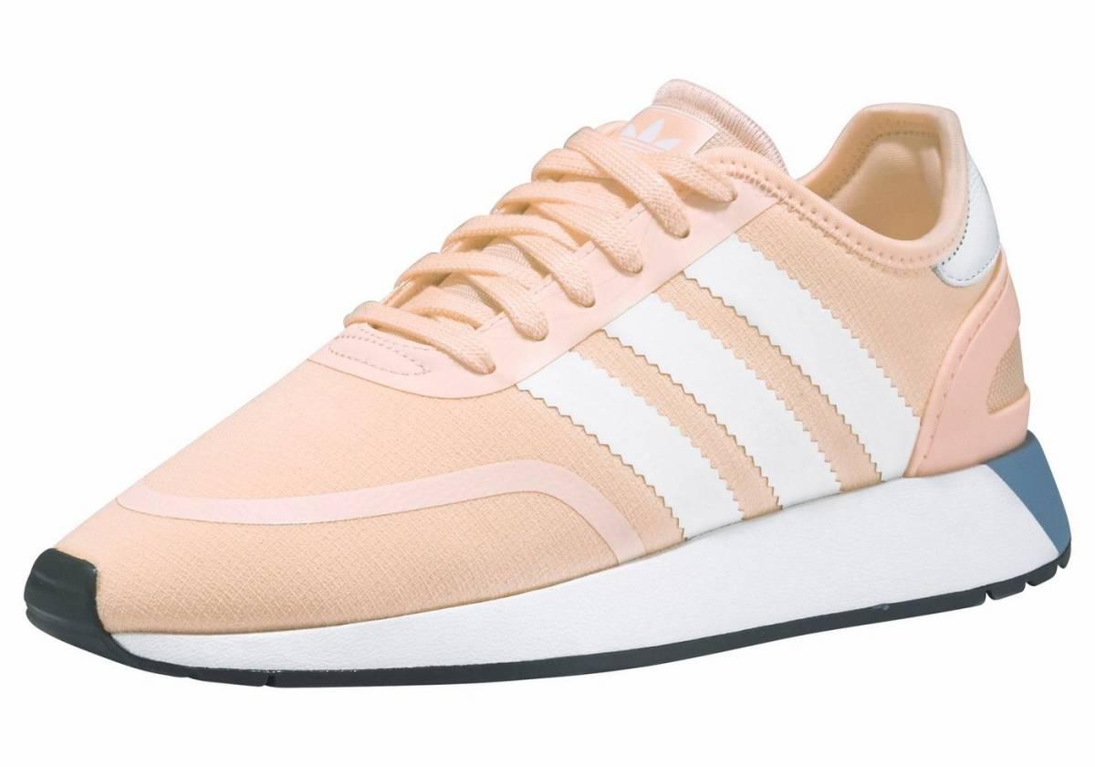 [Outfitter] Adidas (Damen) N-5923 in Pink von 36 2/3 bis 40 2/3
