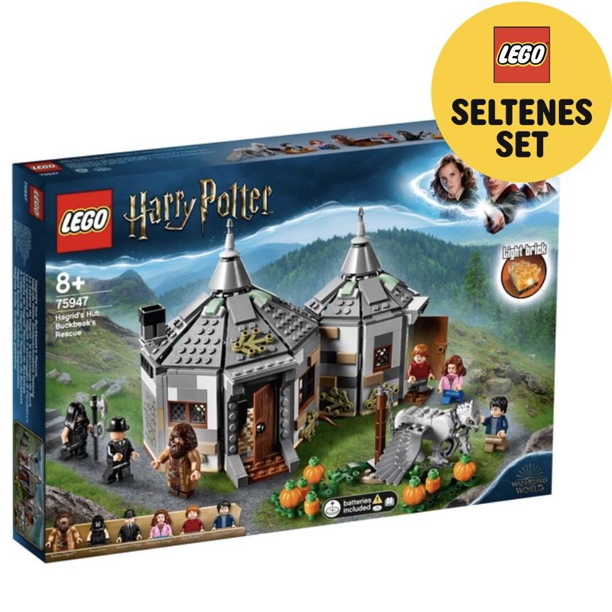 LEGO Harry Potter 75947 Hagrids Hütte [Amazon & Smyths Toys]