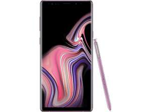 SAMSUNG Galaxy Note9 Duos 512GB Lavender Purple für 555€ [Mediamarkt.at]