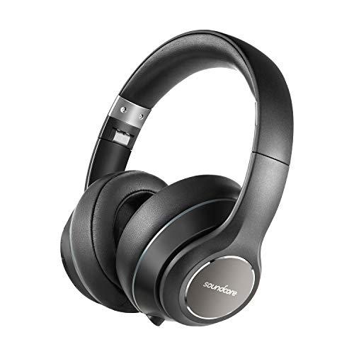 Soundcore Vortex Bluetooth Kopfhörer von Anker,  20 Stunden Akkulaufzeit, Bluetooth [Amazon]