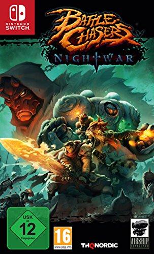 Battle Chasers: Nightwar (Switch) für 15,99€ (Amazon Prime)