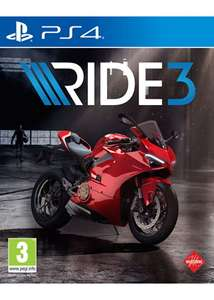 Ride 3 (PS4) für 20,95€ (Base.com)