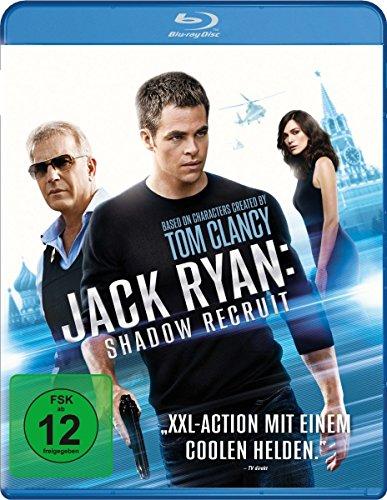 Jack Ryan - Shadow Recruit (Blu-ray) für 4,99€ (Amazon Prime & Müller)