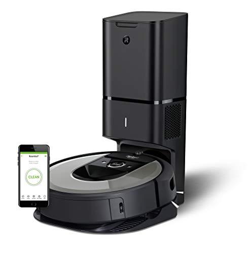 Amazon Blitzangebot: iRobot Roomba i7556 Saugroboter mit automatischer Absaugstation!