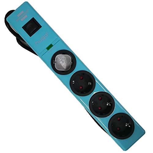 [Amazon] Brennenstuhl hugo!  - 4-fach Steckdosenleiste mit Überspannungsschutz.