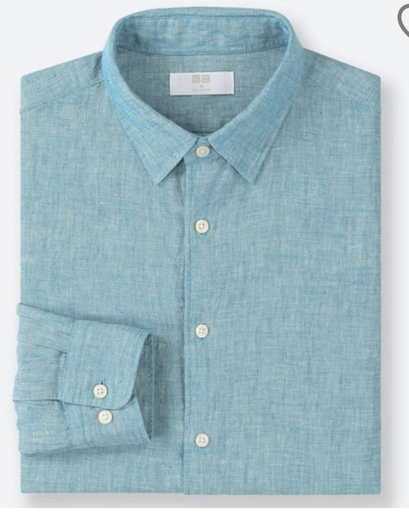 Leinen-Hemden und Hosen für Damen und Herren