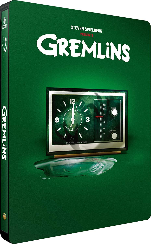 [Amazon Prime] Gremlins – Kleine Monster (Blu-ray Steelbook) für 9,28€ inkl. Versand