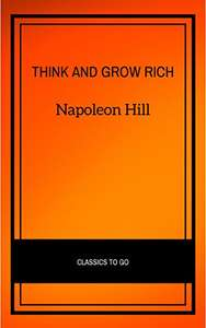 Kindle eBook Englisch: Think and grow rich [Napoleon Hill] & The Richest Man in Babylon