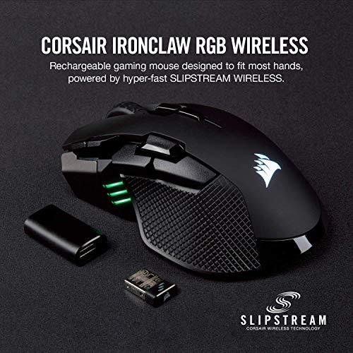 Corsair Ironclaw Wireless RGB GAMING MAUS