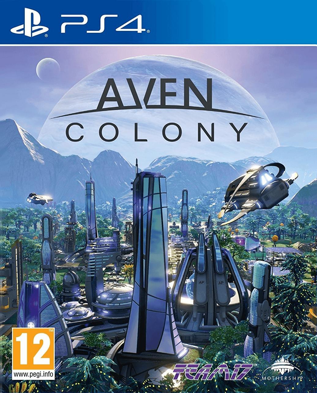 Aven Colony (PS4) für 14,31€ (Amazon IT)