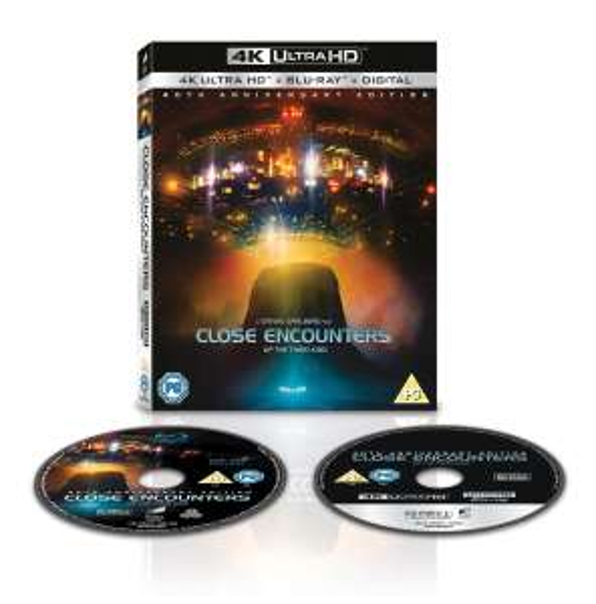 Unheimliche Begegnung der dritten Art (4K Blu-ray + Blu-ray) 40th Anniversary Edition für 11,96€