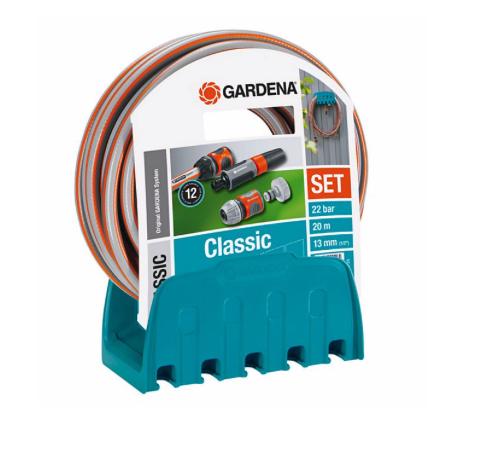 Gardena Wandschlauchhalter + 20m Schlauch inkl. Versand bei [Netto]