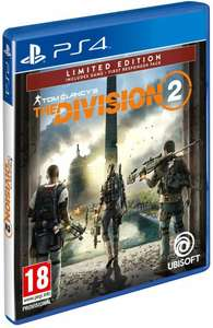 Tom Clancy's The Division 2 Limited Edition (PEGI) - [PlayStation 4]