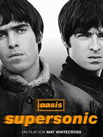 Dokumentarfilm - Oasis: Supersonic kostenlos im Stream ab dem 23.08. (Arte)