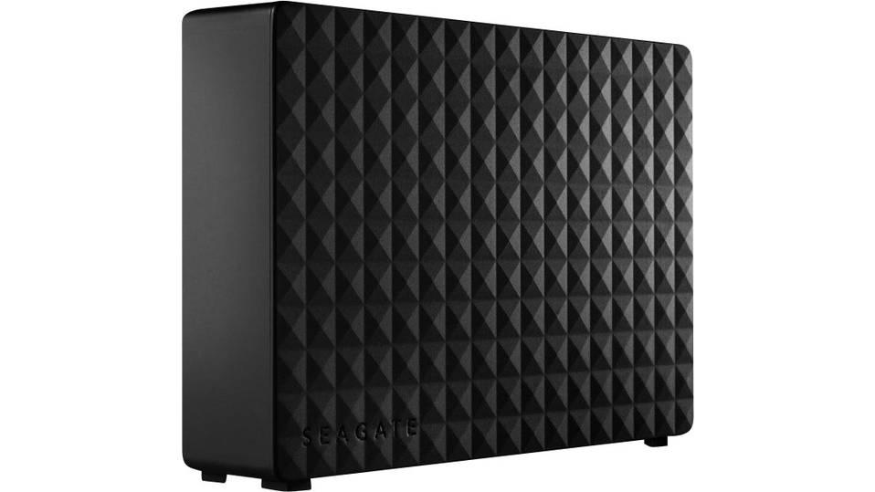"Seagate Expansion Desktop 3 TB - externe 3,5"" Festplatte für 58,99€ inkl. Versand (Digitalo)"