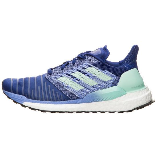 adidas SolarBoost Laufschuhe für Damen in blau Gr. 36 2/3 bis 41 1/3