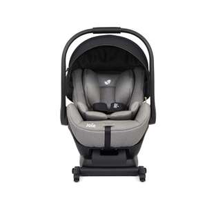 Joie i-Level Babyschale inkl. Isofix Base LX i-Size in grey flannel