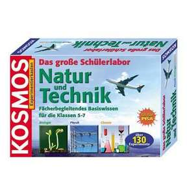 Kosmos Schülerlabor Natur und Technik bei Galeria Kaufhof (Online)
