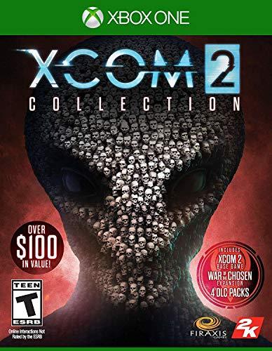 XCOM 2 Collection inkl. War of the Chosen DLC (Xbox One) für 21,73€ (Amazon US)
