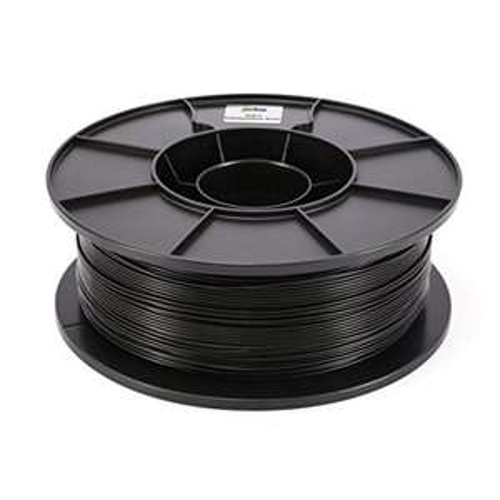 JANBEX PLA (schwarz oder lila ) Filament 1,75 mm 1kg Rolle für 3D Drucker oder Stift in Vakuumverpackung