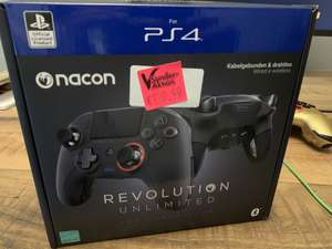 Nacon Revolution Unlimited Controller bei Expert