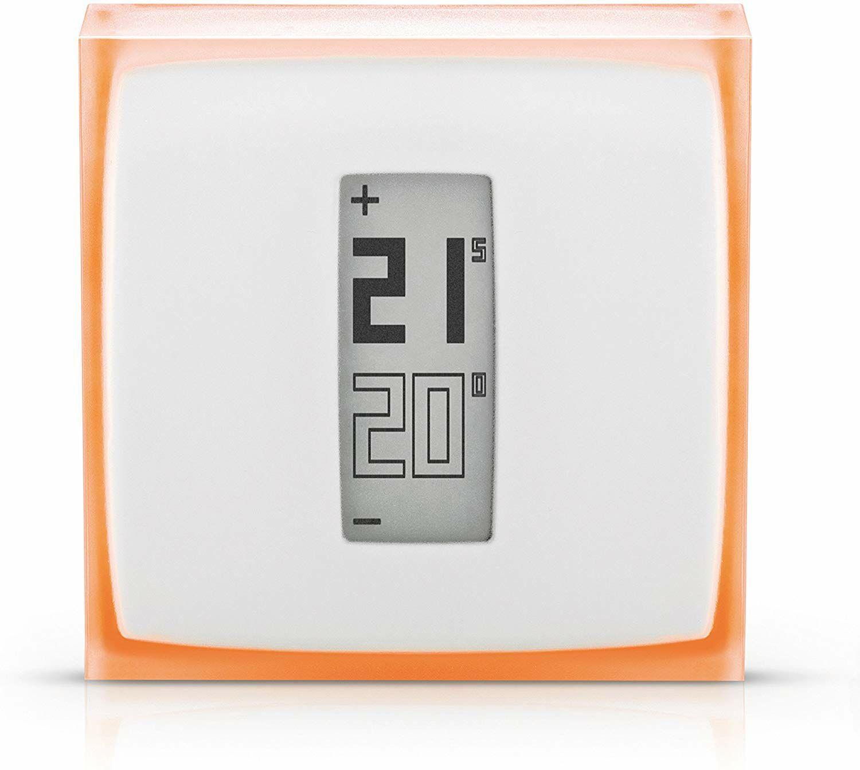 Netatmo Smart Thermostat NTH01-EN-EC (Amazon UK)