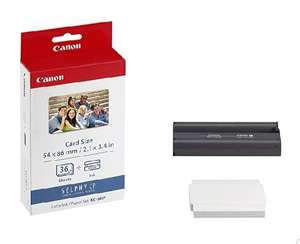 Canon Selphy KC-36IP 7739A001 54x86mm
