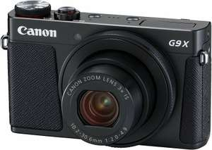 [Vorbestellung] Canon PowerShot G9 X Mark II Digitalkamera (Amazon.it)
