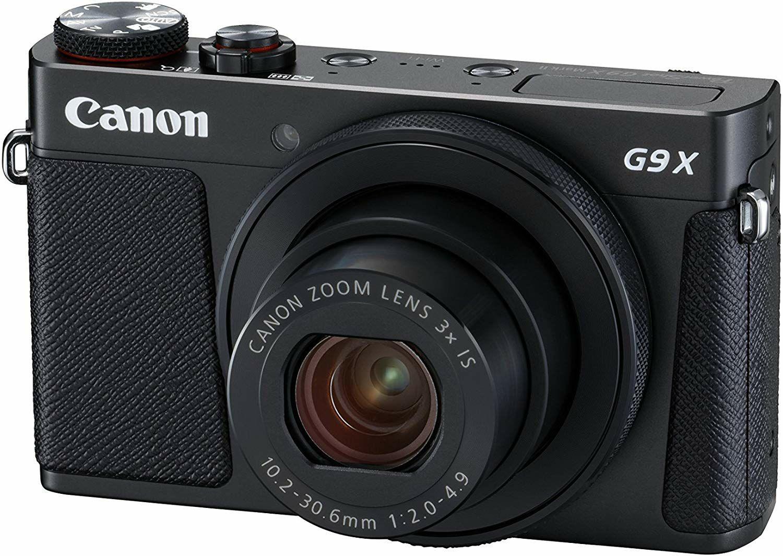 [Vorbestellung] Canon PowerShot G9 X Mark II Digitalkamera (Amazon.it)