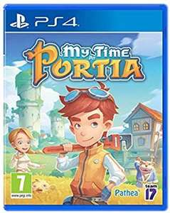 My Time at Portia (Ps4) für 19,93€ & Extinction (PS4) für 7,04€ [Amazon UK]