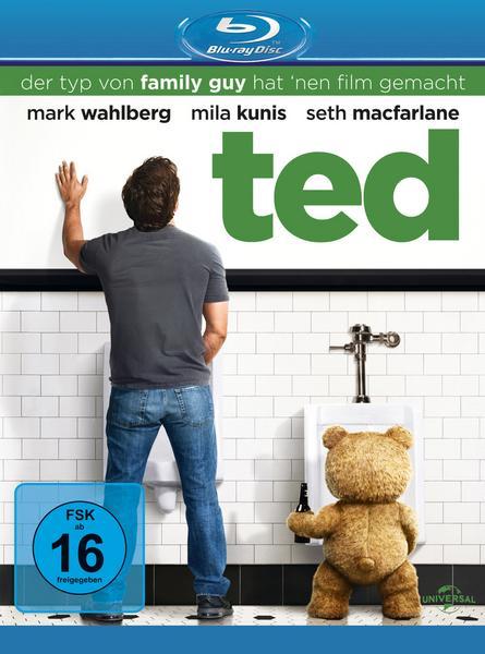 Ted (Blu-ray) für 3,49€ (Dodax)