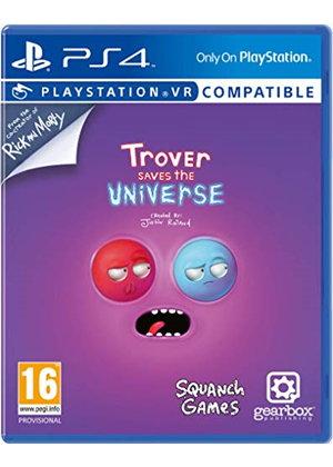 Trover Saves The Universe (PS4-VR) für 26,18€ (Base.com)
