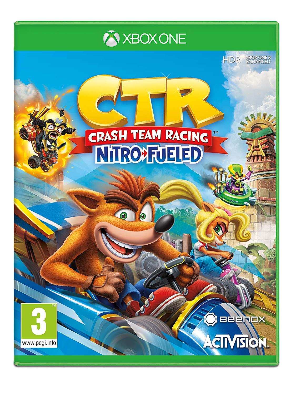 Crash Team Racing: Nitro-Fueled (Xbox One) für 28,64€ (Amazon UK)