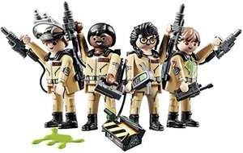 [prime] Playmobil 70175 Figurenset Ghostbusters