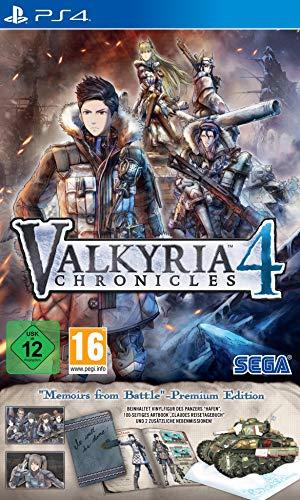 Valkyria Chronicles 4: Memoires from Battle Premium Edition (PS4) für 43,84€ (Amazon)