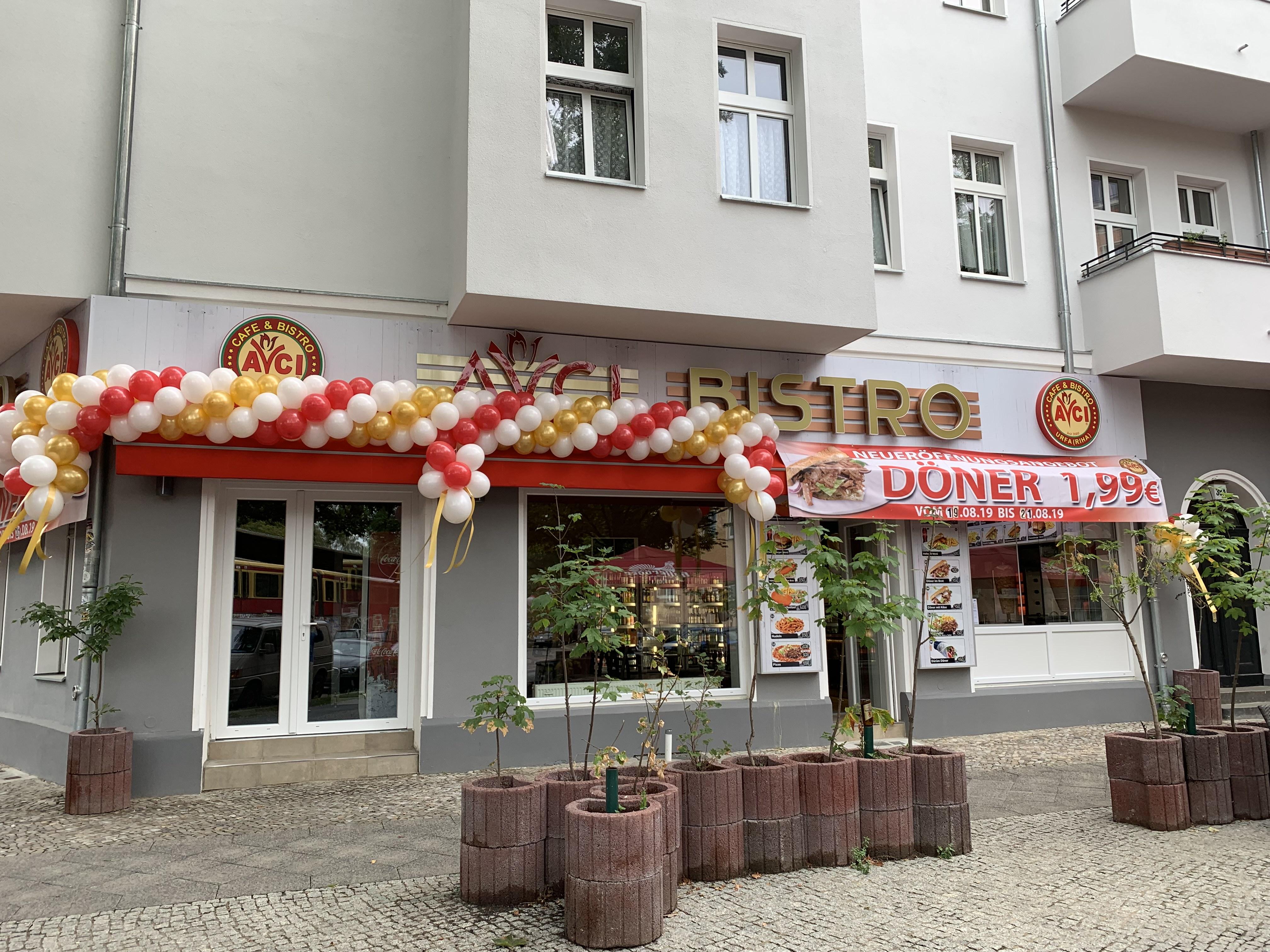 Update: [Lokal Berlin-Lichtenberg] Döner Neueröffnungsangebot