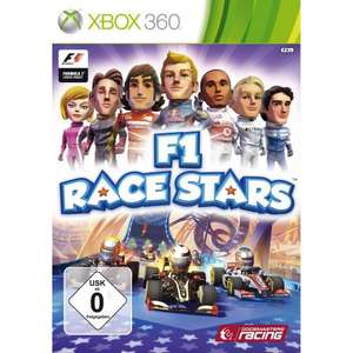 F1 Race Stars für 29,99€ (Playstation 3, Xbox 360) bzw. 28,52€ (PC)