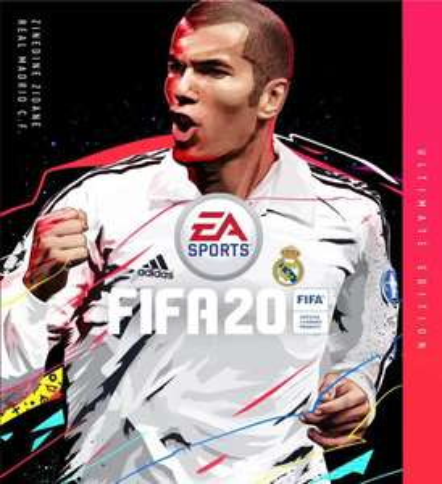 [Regional Stuttgart] Fifa 20 Ultimate Edition