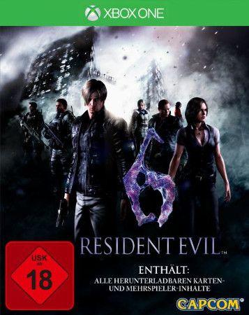 [Lokal Expert Passau] Resident Evil 6 & Metal Gear Solid V Ground Zero für je 5€ & Assassin's Creed Ezio für 10€ (Xbox One)