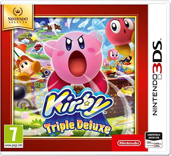Kirby: Triple Deluxe (3DS) für 12,79€ (Amazon IT)