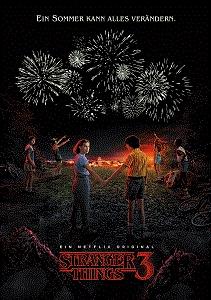 [Netflix Serienplakat] Gratis Stranger Things Poster