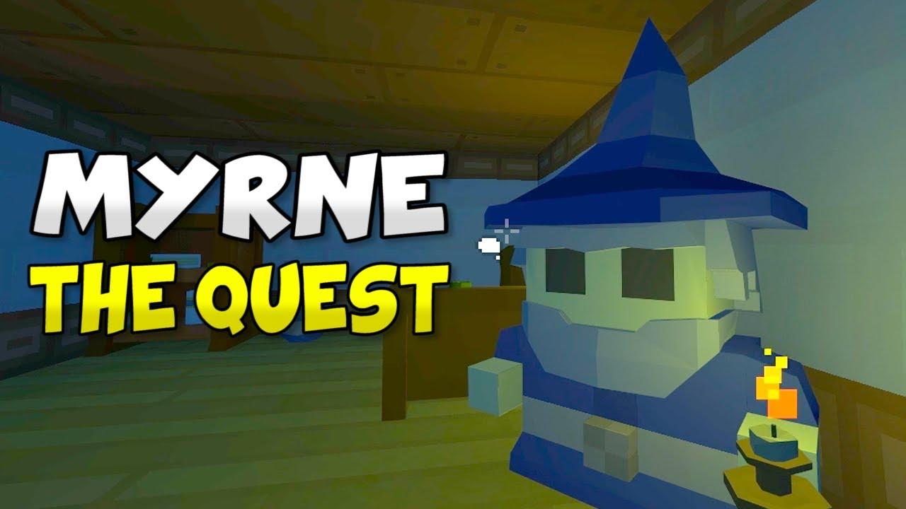 Myrne: The Quest (PC) kostenlos (Indiegala)