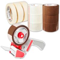 [Penny] Packbandabroller, Kreppband und 3er Pack Packband