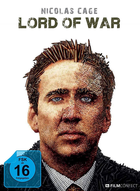 Lord of War Limited Mediabook Edition (Blu-ray) für 7€ (Media Markt)