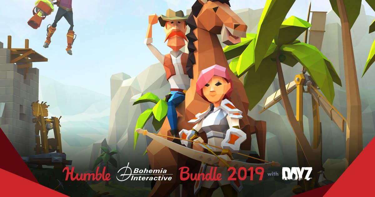 HUMBLE BOHEMIA INTERACTIVE BUNDLE 2019 mit Arma (Steam) ab 0,89€