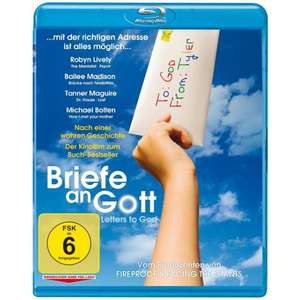 Briefe an Gott - Letters to God (Bluray) für 4,99 € @Amazon