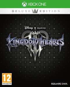 Kingdom Hearts 3 Deluxe Edition (Xbox One) [Coolshop]