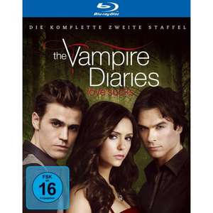 The Vampire Diaries - Staffel 1+2 [Blu-ray] für je 16,99 Euro @Amazon.de