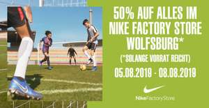 [Lokal] Wolfsburg Nike Outlet Store 70% auf alle Schuhe