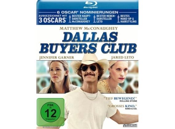 Blu-rays im Angebot bei Dodax - z.B. Dallas Buyers Club für 4,18€ & Mission: Impossible 4 für 4,48€